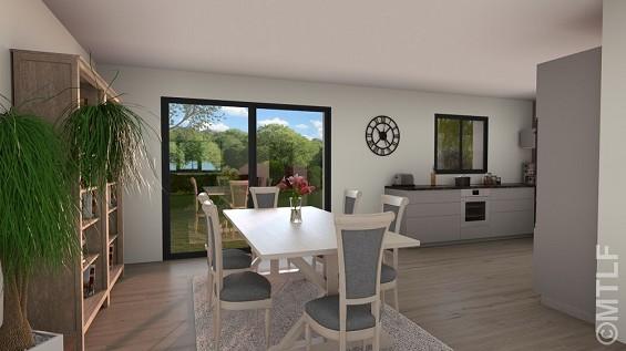 Maison à vendre .(91 m²)(AMIENS) avec (GROUPE LESTERLIN)
