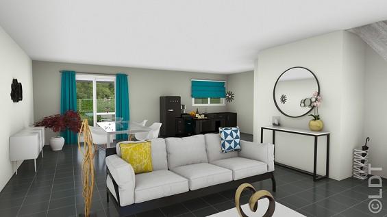 Maison à vendre .(108 m²)(MENNECY) avec (GROUPE LESTERLIN)
