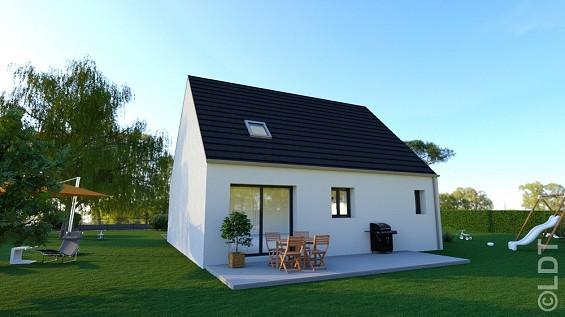Maison à vendre .(93 m²)(BARCY) avec (GROUPE LESTERLIN)