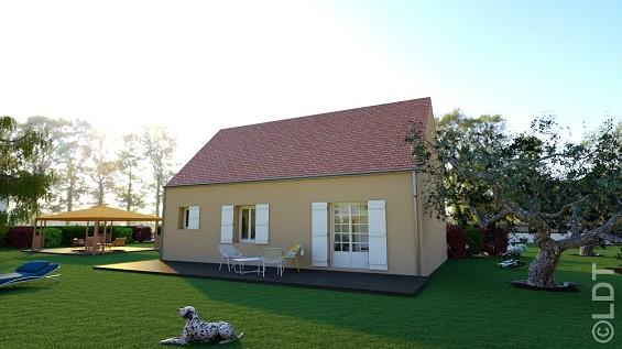 Maison à vendre .(104 m²)(AUVERS SUR OISE) avec (GROUPE LESTERLIN)