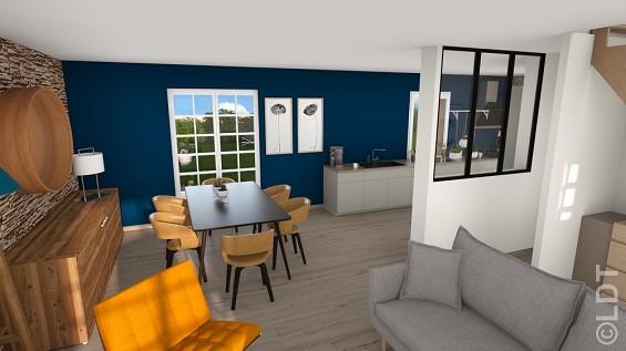 Maison à vendre .(104 m²)(BUTRY SUR OISE) avec (GROUPE LESTERLIN)