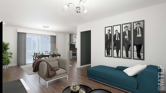 Maison à vendre .(104 m²)(BOVES) avec (GROUPE LESTERLIN)