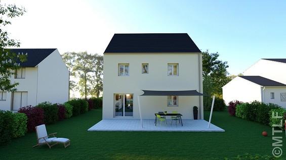 Maison à vendre .(95 m²)(SAINTS) avec (GROUPE LESTERLIN)