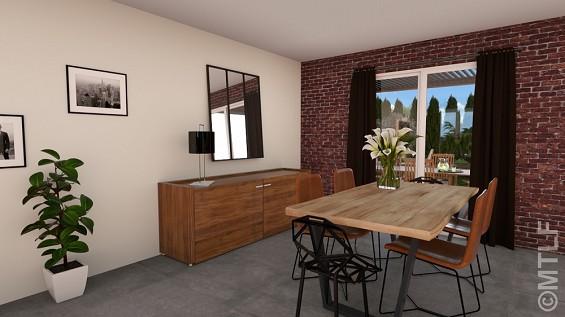 Maison à vendre .(84 m²)(LORREZ LE BOCAGE PREAUX) avec (GROUPE LESTERLIN)