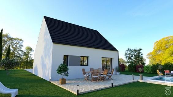 Maison à vendre .(91 m²)(SAILLY LAURETTE) avec (GROUPE LESTERLIN)