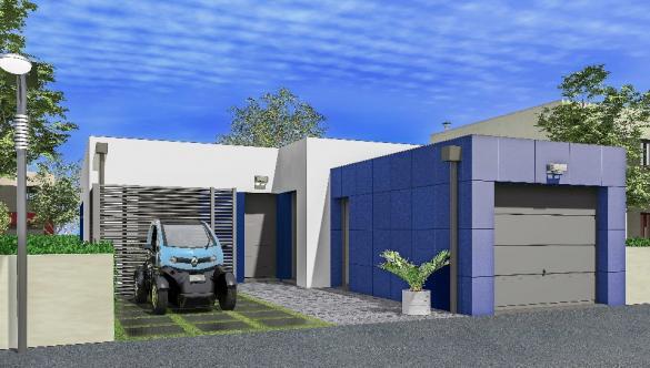 Maison+Terrain à vendre .(80 m²)(NARBONNE) avec (MAISONS FRANCE CONFORT)