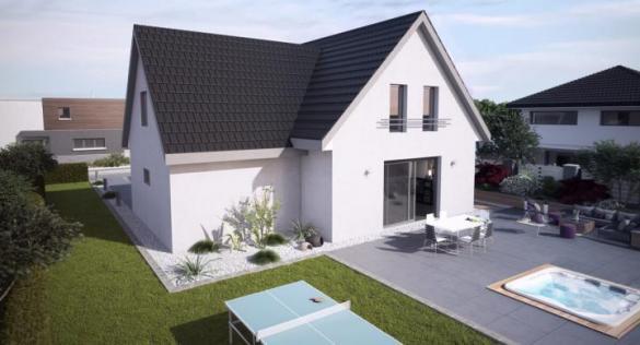 Maison+Terrain à vendre .(101 m²)(REUTENBOURG) avec (MAISONS STEPHANE BERGER)