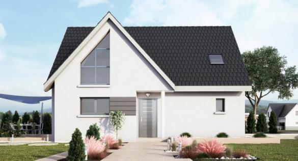Maison+Terrain à vendre .(126 m²)(WISSEMBOURG) avec (MAISONS STEPHANE BERGER)