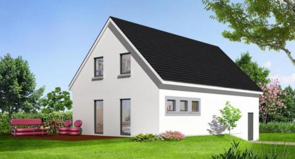 Maison+Terrain à vendre .(97 m²)(SOULTZ SOUS FORETS) avec (MAISONS STEPHANE BERGER)