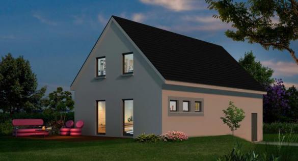 Maison+Terrain à vendre .(98 m²)(OBERROEDERN) avec (MAISONS STEPHANE BERGER)