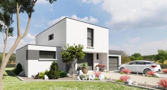 Maison+Terrain à vendre .(110 m²)(SESSENHEIM) avec (MAISONS STEPHANE BERGER)