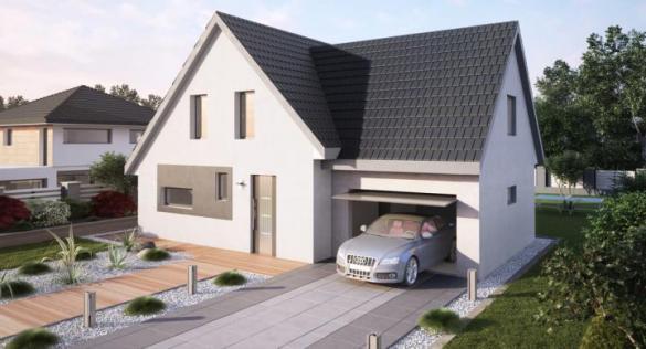Maison+Terrain à vendre .(120 m²)(DUNTZENHEIM) avec (MAISONS STEPHANE BERGER)