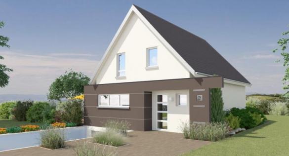 Maison+Terrain à vendre .(102 m²)(LA BROQUE) avec (MAISONS STEPHANE BERGER)