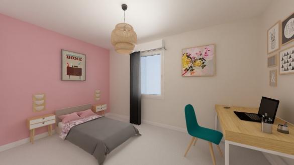 Maison+Terrain à vendre .(106 m²)(BOISSY L'AILLERIE) avec (MAISONS PHENIX)
