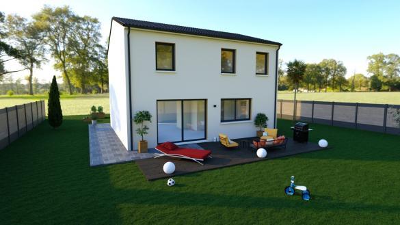 Maison+Terrain à vendre .(122 m²)(SAINT LEU LA FORET) avec (MAISONS PHENIX)
