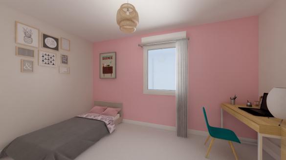 Maison+Terrain à vendre .(132 m²)(ERMONT) avec (MAISONS PHENIX)