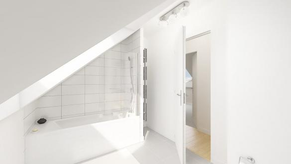 Maison+Terrain à vendre .(84 m²)(MERY SUR OISE) avec (MAISONS PHENIX)