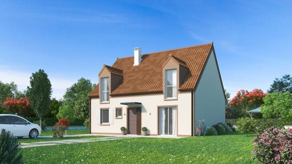 Maison+Terrain à vendre .(130 m²)(NEUILLY EN THELLE) avec (MAISONS PHENIX)