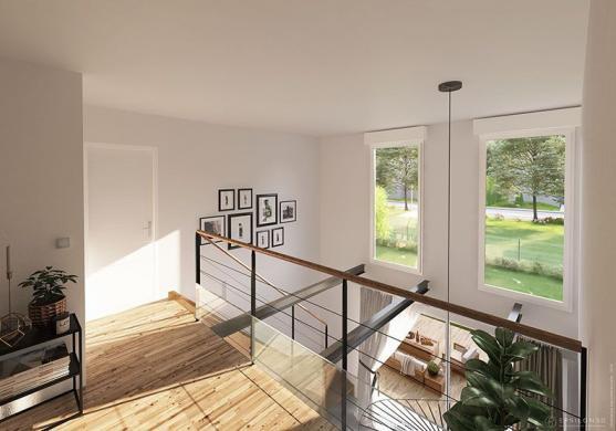 Maison+Terrain à vendre .(137 m²)(BELLOY EN FRANCE) avec (MAISONS PHENIX)