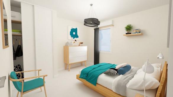Maison+Terrain à vendre .(116 m²)(ANDRESY) avec (MAISONS PHENIX)