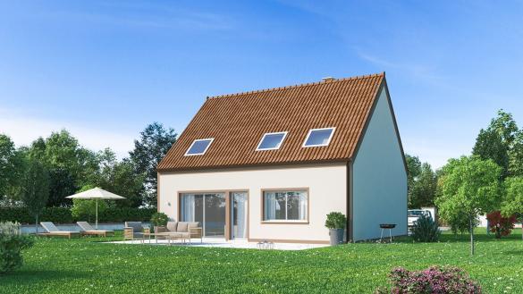 Maison+Terrain à vendre .(130 m²)(ERAGNY-SUR-OISE) avec (MAISONS PHENIX)