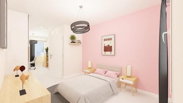 Maison+Terrain à vendre .(106 m²)(SURVILLIERS) avec (MAISONS PHENIX)
