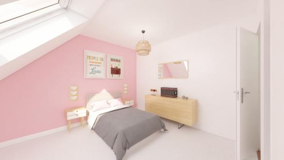 Maison+Terrain à vendre .(130 m²)(ANDRESY) avec (MAISONS PHENIX)