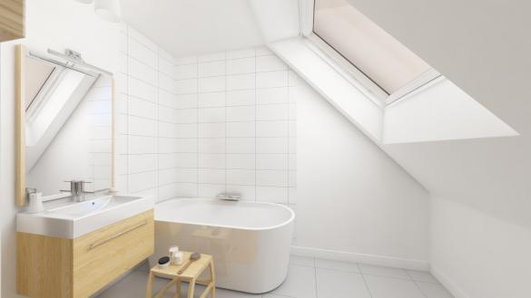 Maison+Terrain à vendre .(130 m²)(BELLOY EN FRANCE) avec (MAISONS PHENIX)