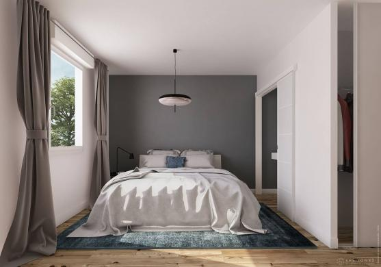 Maison+Terrain à vendre .(137 m²)(ESCHES) avec (MAISONS PHENIX)