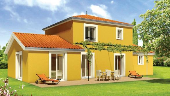 Maison+Terrain à vendre .(105 m²)(QUINCIEUX) avec (DEMEURES CALADOISES SIEGE SOCIAL)