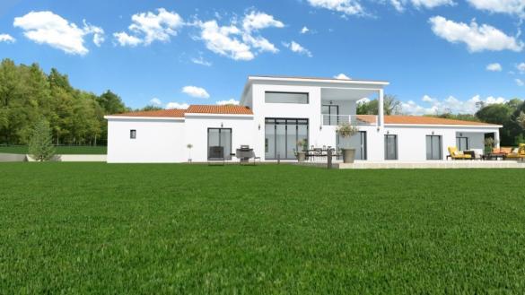 Maison+Terrain à vendre .(240 m²)(VENELLES) avec (LES MAISONS DE MANON)