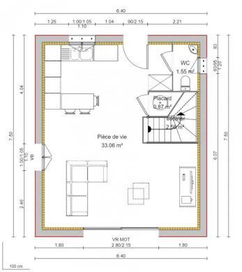 Maison+Terrain à vendre .(69 m²)(LAMBESC) avec (LES MAISONS DE MANON)