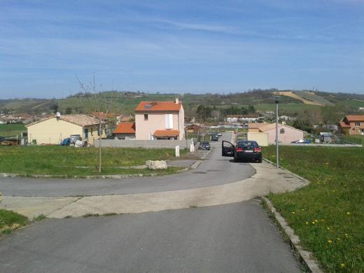 Maison+Terrain à vendre .(75 m²)(LE FOSSAT) avec (Maisons France Confort)