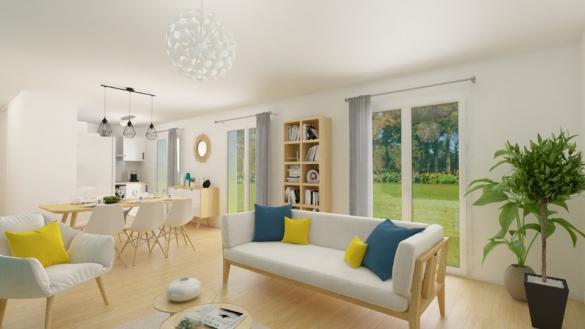 Maison+Terrain à vendre .(100 m²)(LOUPIAC) avec (MAISONS FRANCE CONFORT)