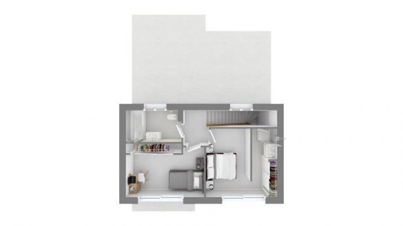 Maison+Terrain à vendre .(92 m²)(LAFRANCAISE) avec (MAISONS FRANCE CONFORT)