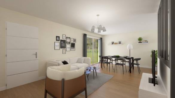 Maison+Terrain à vendre .(110 m²)(ESCATALENS) avec (MAISONS FRANCE CONFORT)