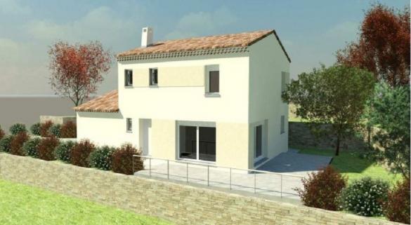Maison+Terrain à vendre .(97 m²)(SALERNES) avec (MAISONS FRANCE CONFORT)