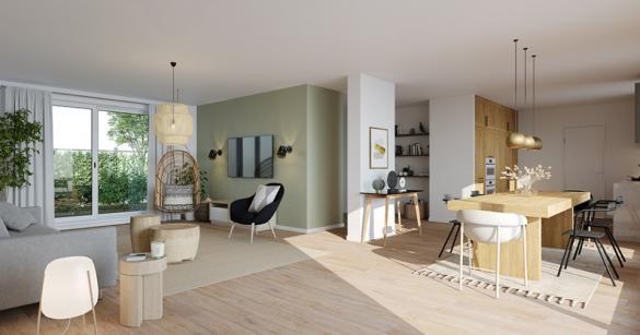 Maison+Terrain à vendre .(150 m²)(LES BREVIAIRES) avec (Maisons France Confort)