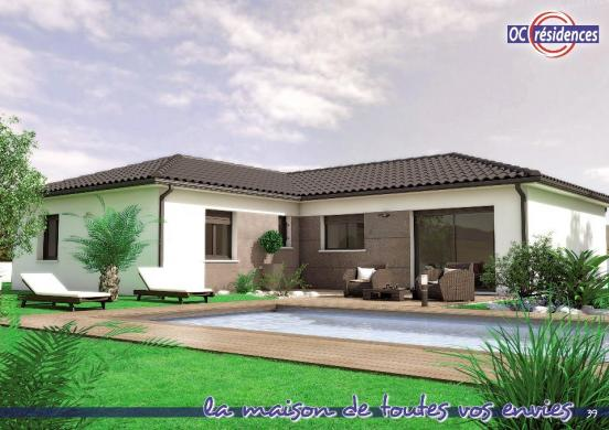 Maison+Terrain à vendre .(109 m²)(FENOLS) avec (OC RESIDENCES - ALBI)
