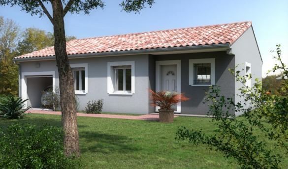 Maison+Terrain à vendre .(95 m²)(FAUCH) avec (OC RESIDENCES - ALBI)