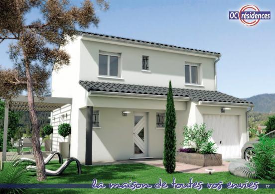 Maison+Terrain à vendre .(100 m²)(FAUCH) avec (OC RESIDENCES - ALBI)