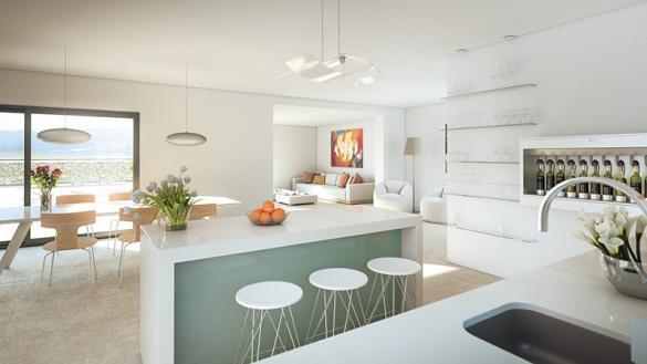 Maison+Terrain à vendre .(140 m²)(PUISSERGUIER) avec (LES MAISONS DE MANON)