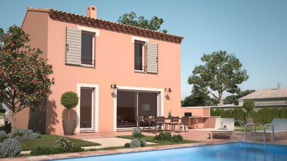 Maison+Terrain à vendre .(82 m²)(AVIGNON) avec (LES MAISONS DE MANON)