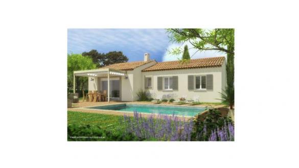 Maison+Terrain à vendre .(83 m²)(CHATEAURENARD) avec (MAISONS DE MANON)
