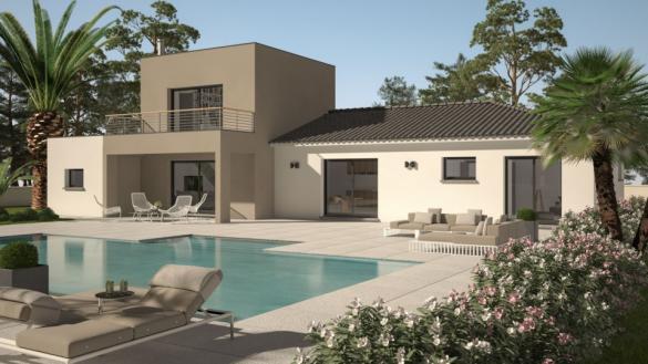 Maison+Terrain à vendre .(95 m²)(CHATEAURENARD) avec (MAISONS DE MANON)