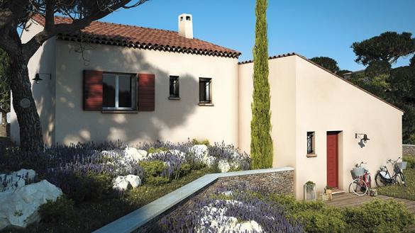 Maison+Terrain à vendre .(90 m²)(PIERREVERT) avec (LES MAISONS DE MANON)