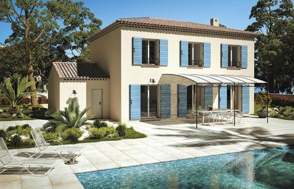Maison+Terrain à vendre .(100 m²)(PIERREVERT) avec (LES MAISONS DE MANON)