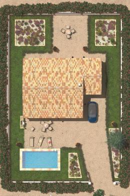 Maison+Terrain à vendre .(74 m²)(FLORENSAC) avec (MAISONS BALENCY)
