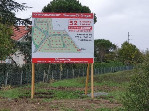 Maison+Terrain à vendre .(100 m²)(REVEL) avec (OC RESIDENCES)