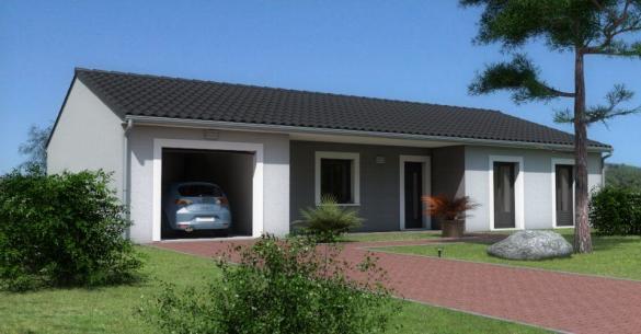 Maison+Terrain à vendre .(85 m²)(REVEL) avec (OC RESIDENCES)